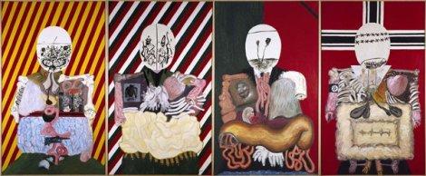 Eduardo Arooyo, Los Cuatro Dictadores (1963)