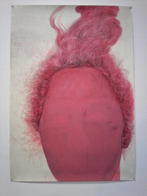 """Ophelia"" (2001-2008) de Elly Strik"