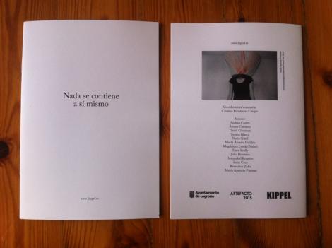 """""""Nada se contiene a sí mismo"""" (noviembre, 2015)"""