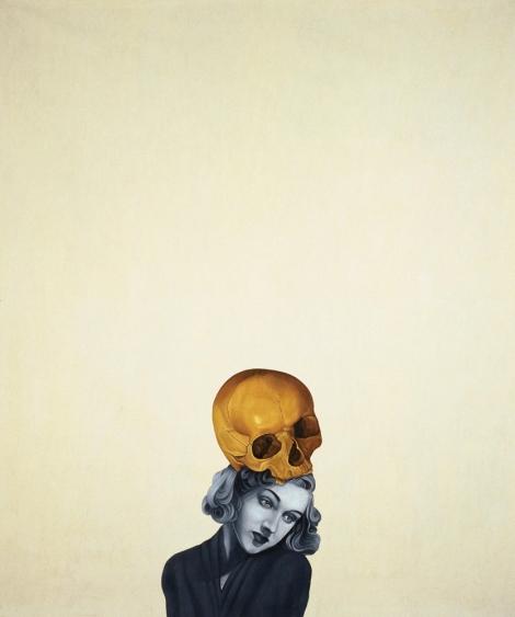 """Marina Núñez, """"Sin título"""" (1996)."""